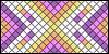Normal pattern #57612 variation #112691