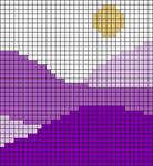 Alpha pattern #41227 variation #112708