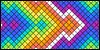 Normal pattern #53036 variation #112730