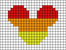 Alpha pattern #61594 variation #112792
