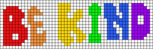 Alpha pattern #61108 variation #112887