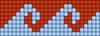 Alpha pattern #2190 variation #112898