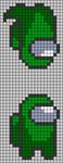 Alpha pattern #58462 variation #112955
