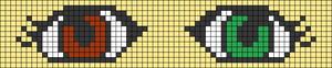 Alpha pattern #62188 variation #112995