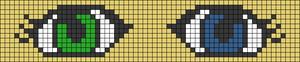 Alpha pattern #62188 variation #113016