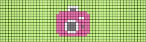Alpha pattern #62182 variation #113017