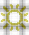 Alpha pattern #62195 variation #113018