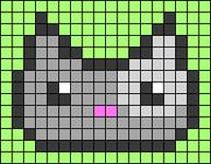 Alpha pattern #62227 variation #113138
