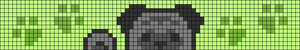 Alpha pattern #52036 variation #113237