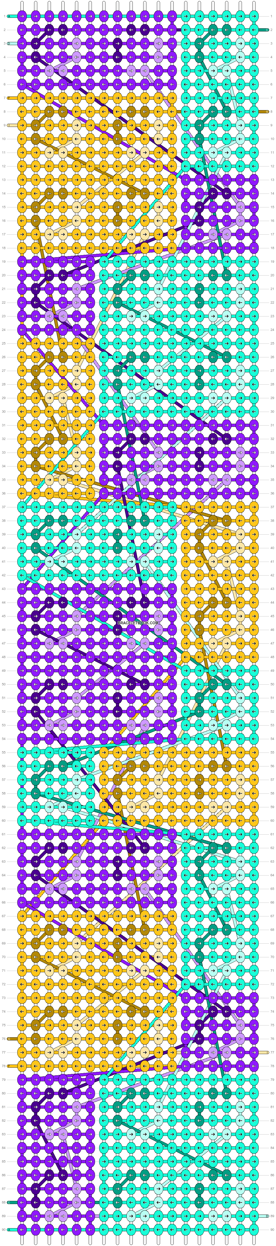 Alpha pattern #57493 variation #113285 pattern