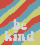 Alpha pattern #62275 variation #113402