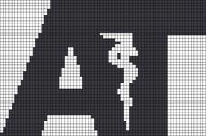Alpha pattern #45100 variation #113454
