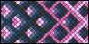 Normal pattern #35571 variation #113618