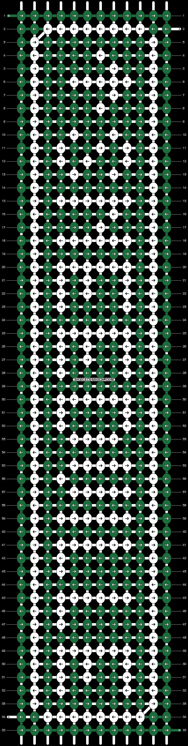 Alpha pattern #46787 variation #113626 pattern