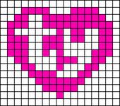 Alpha pattern #50734 variation #113636