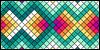 Normal pattern #26211 variation #113667