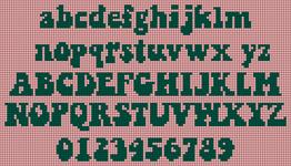 Alpha pattern #50267 variation #113690