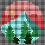 Alpha pattern #38550 variation #113706