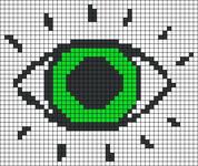 Alpha pattern #60102 variation #113768