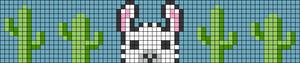 Alpha pattern #62546 variation #113772