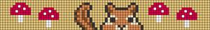 Alpha pattern #62480 variation #113780