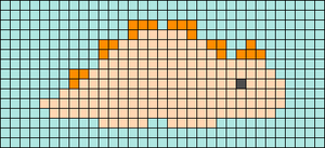 Alpha pattern #60668 variation #113797