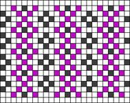Alpha pattern #62548 variation #113800