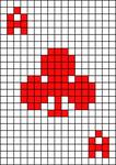 Alpha pattern #50698 variation #113804