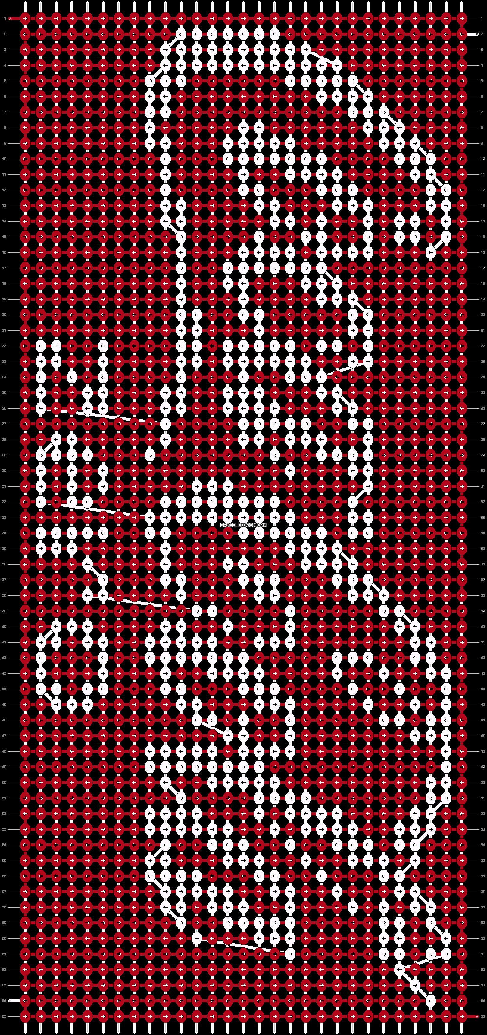 Alpha pattern #62525 variation #113832 pattern