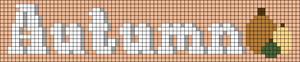 Alpha pattern #59545 variation #113842