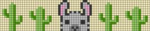 Alpha pattern #62546 variation #113853