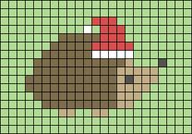 Alpha pattern #62078 variation #113854