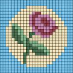 Alpha pattern #62544 variation #113856