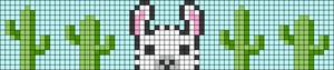 Alpha pattern #62546 variation #113877