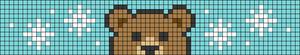 Alpha pattern #62564 variation #113978