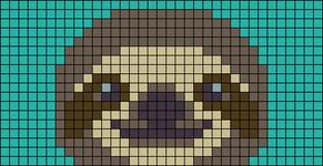 Alpha pattern #58396 variation #113988