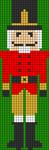Alpha pattern #2736 variation #114113