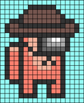 Alpha pattern #56178 variation #114200
