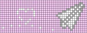 Alpha pattern #62681 variation #114214