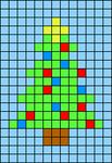 Alpha pattern #62031 variation #114272