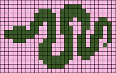 Alpha pattern #60899 variation #114297