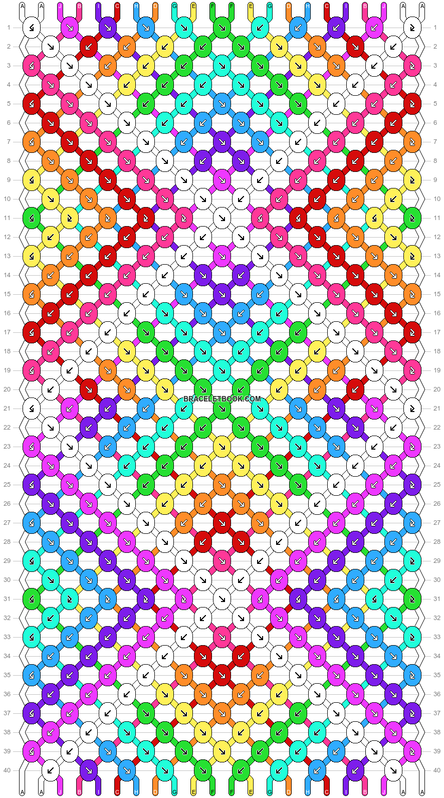 Normal pattern #26202 variation #114330 pattern