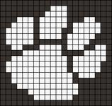 Alpha pattern #5610 variation #114343