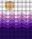 Alpha pattern #62011 variation #114354