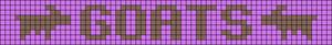 Alpha pattern #9519 variation #114383