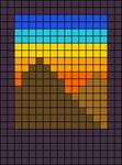 Alpha pattern #44998 variation #114457
