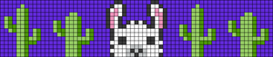 Alpha pattern #62546 variation #114487