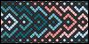 Normal pattern #22524 variation #114607