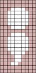 Alpha pattern #27560 variation #114612
