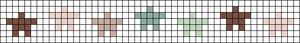 Alpha pattern #51945 variation #114615